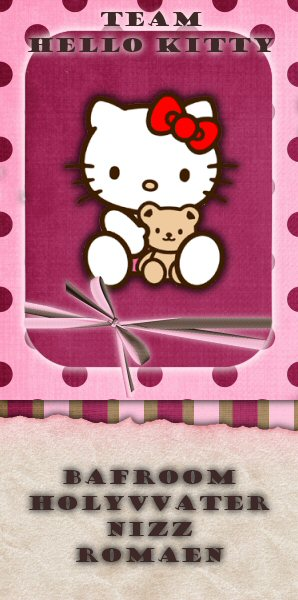 Team Hello Kitty