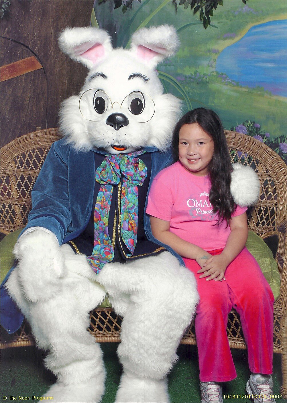Easter Bunny 041711